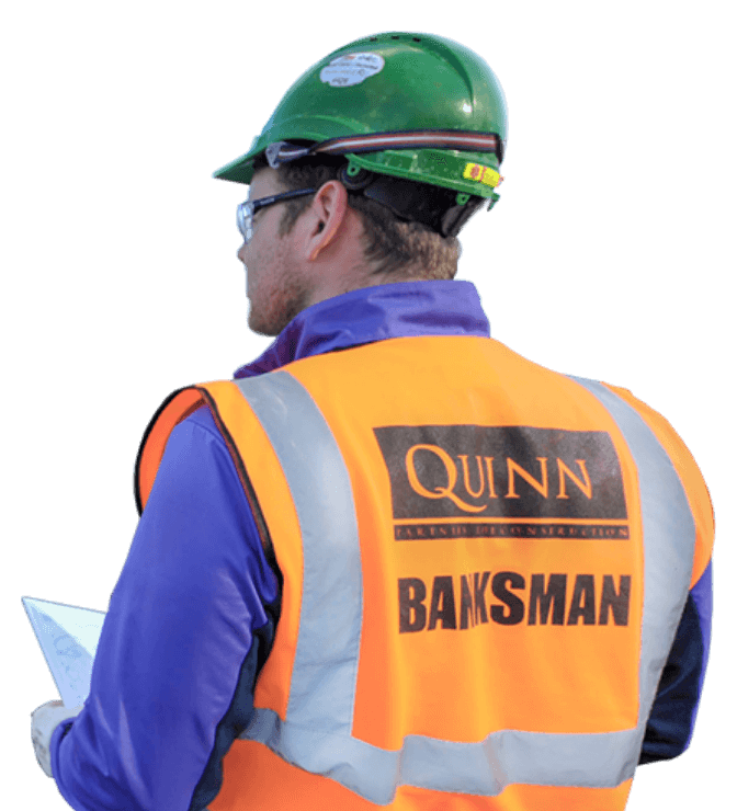 Quinn worker