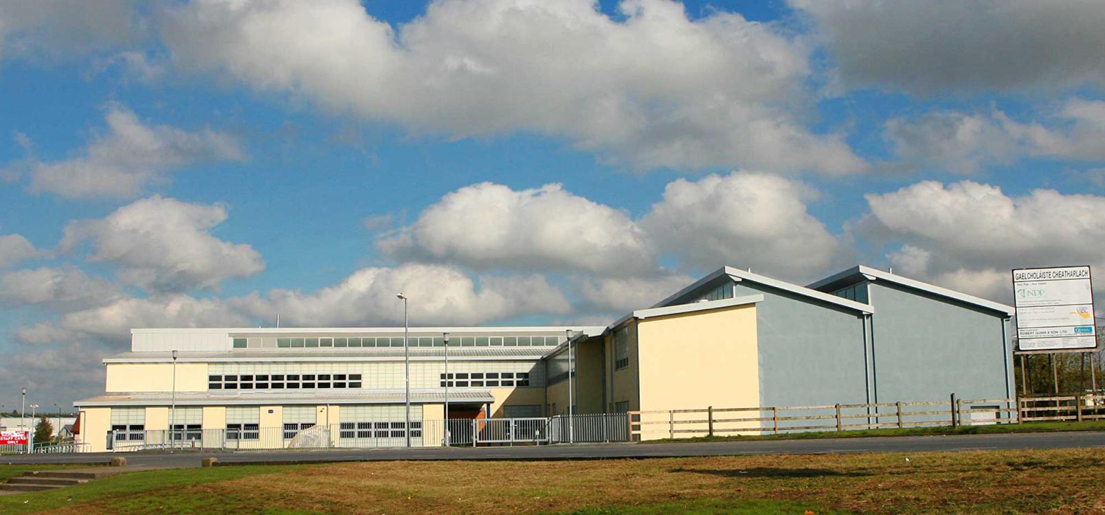 Secondary School Construction