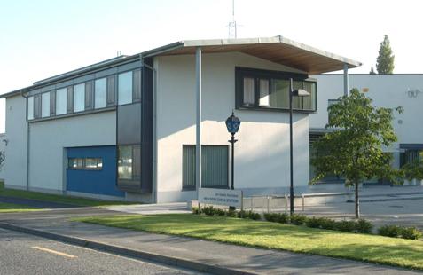 Garda Station Construction