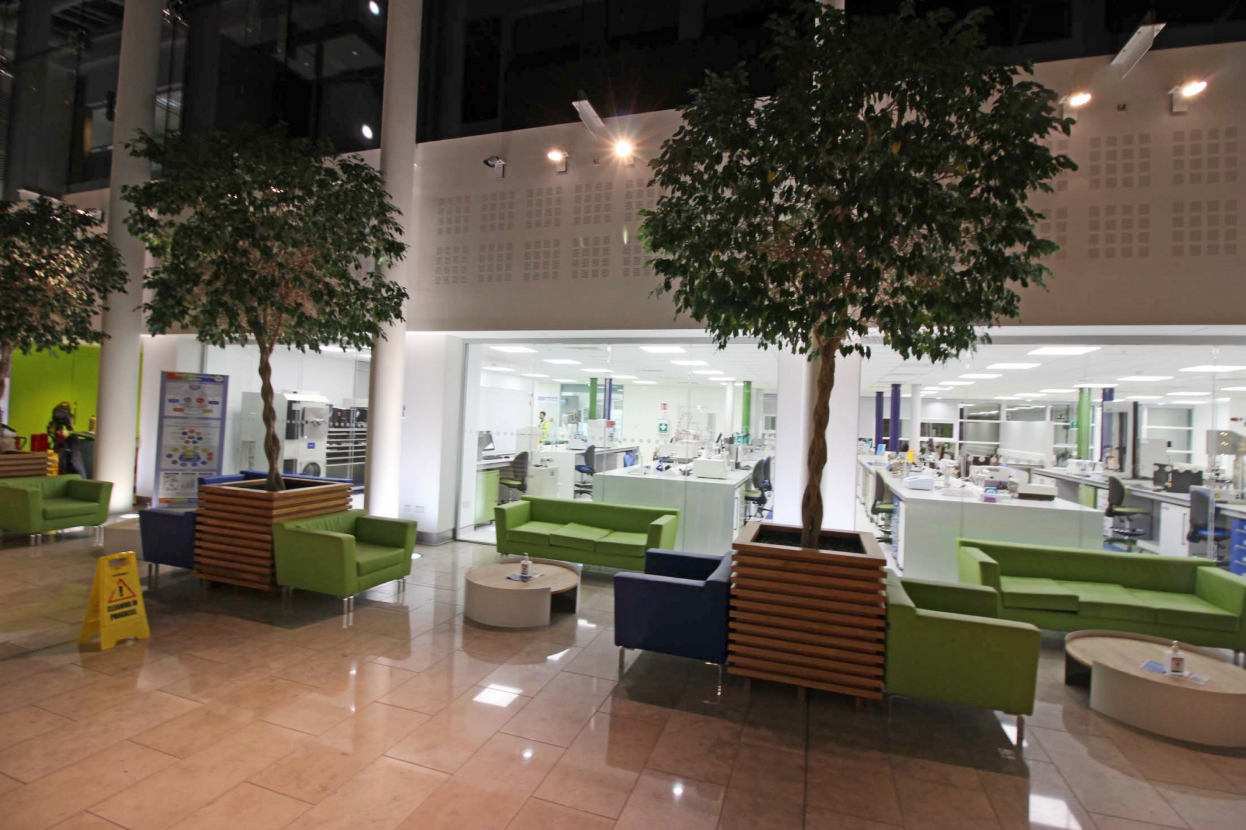 Specialised fit out works