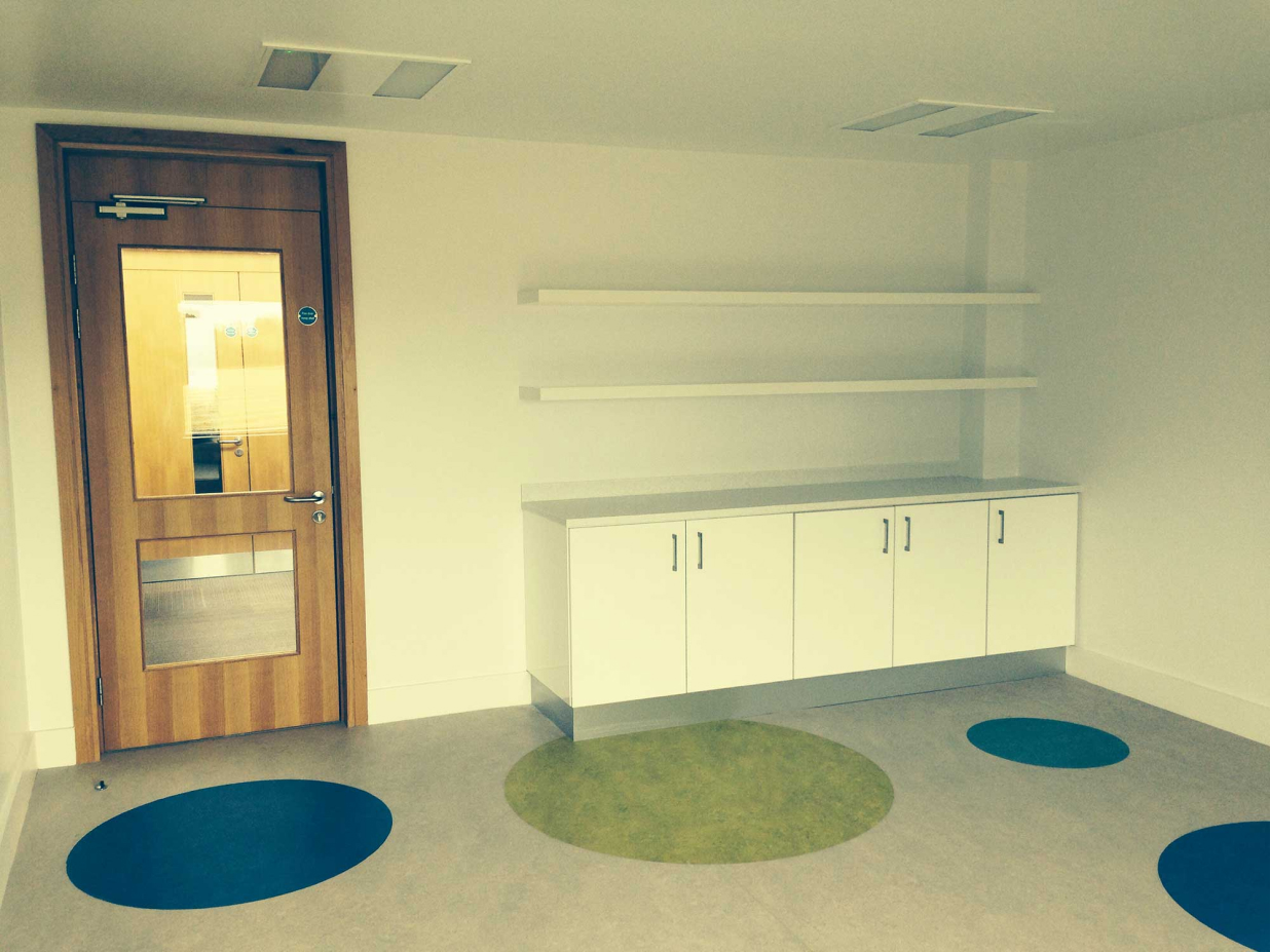 Healthcare Fit out