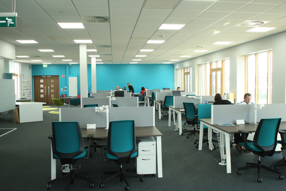 Fast track fit out